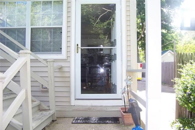 40 Canoe  Place #4, Hampton Bays, NY 11946 (MLS #3325181) :: Laurie Savino Realtor