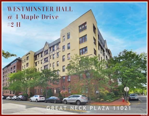 4 Maple Drive 2-H, Great Neck, NY 11021 (MLS #3345050) :: Shalini Schetty Team
