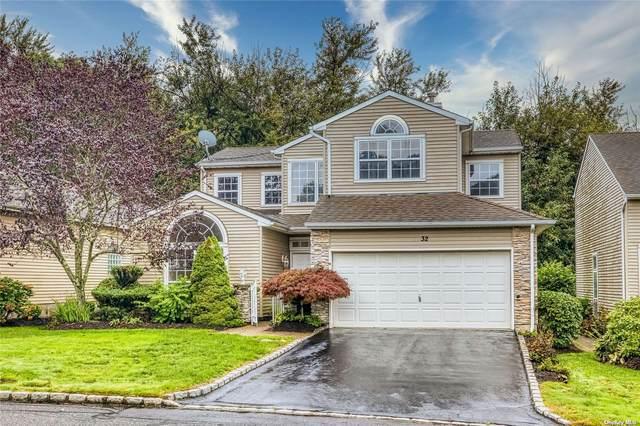 32 Hamlet Drive, Hauppauge, NY 11788 (MLS #3347989) :: Goldstar Premier Properties