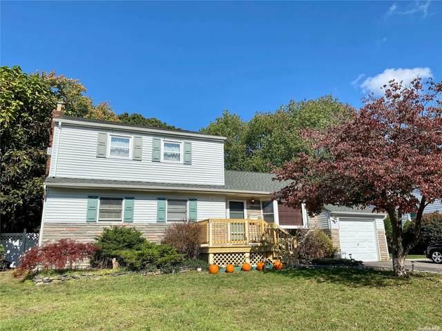 18 Norman Drive, Centereach, NY 11720 (MLS #3352231) :: Signature Premier Properties