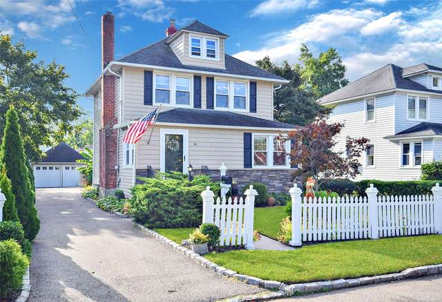 16 Bulger Street, Babylon, NY 11702 (MLS #3353507) :: Signature Premier Properties