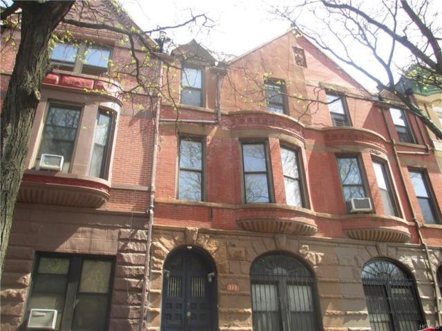 311 W 138th Street, New York, NY 10030 (MLS #4753648) :: Michael Edmond Team at Keller Williams NY Realty