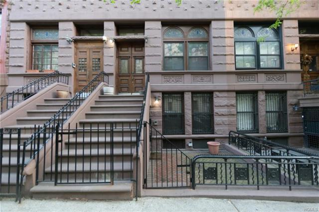 528 W 143rd Street, New York, NY 10031 (MLS #4816860) :: Mark Boyland Real Estate Team