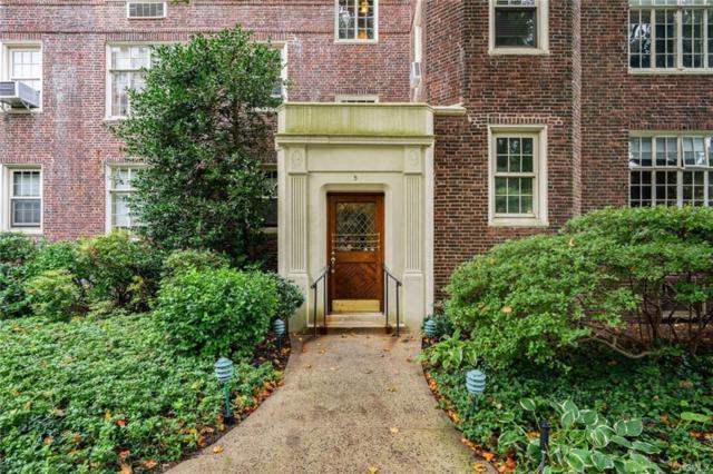 5 Tanglewylde Avenue 4E, Bronxville, NY 10708 (MLS #4846523) :: William Raveis Legends Realty Group