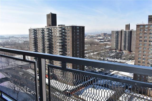 880 Boynton Avenue 17F, Bronx, NY 10473 (MLS #4856855) :: Mark Boyland Real Estate Team