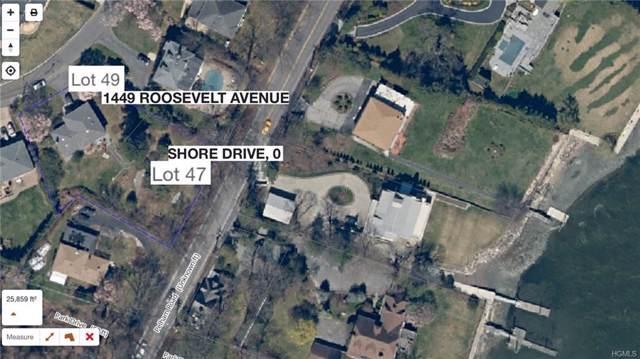 0 Roosevelt/Shore Rd. Avenue, Pelham, NY 10803 (MLS #4973840) :: The Anthony G Team