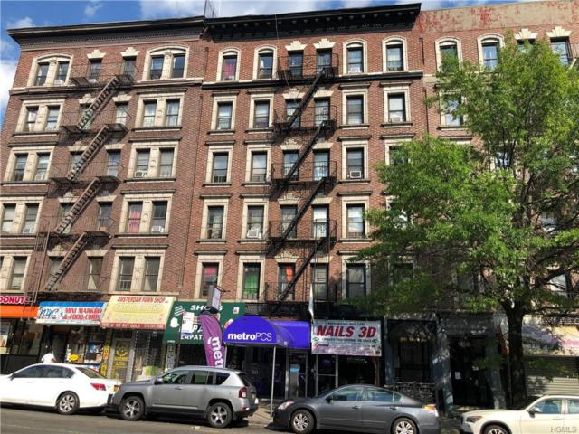 1993 Amsterdam Avenue #64, New York, NY 10032 (MLS #4987521) :: William Raveis Legends Realty Group