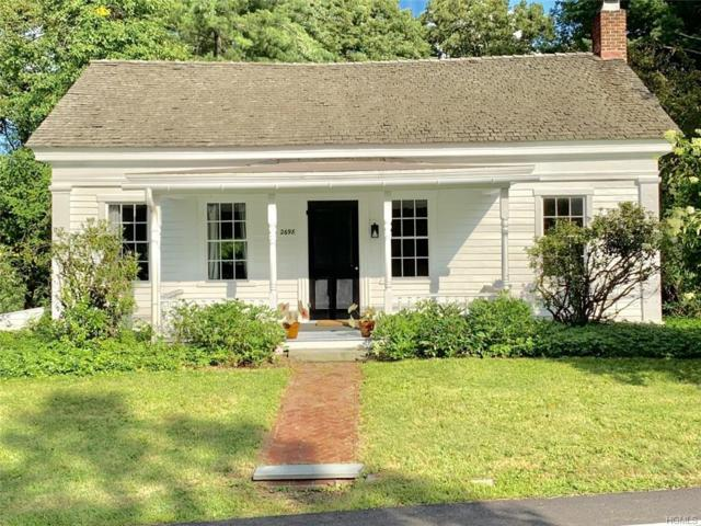 2698 County Route 9, Chatham, NY 12060 (MLS #5013992) :: Mark Seiden Real Estate Team