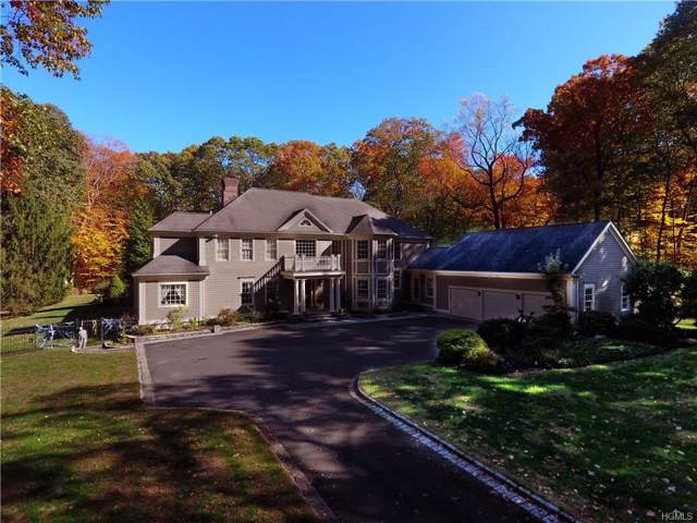 635 Cheese Spring Road, New Canaan, CT 06840 (MLS #5081796) :: The Anthony G Team