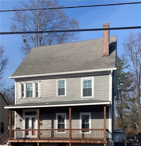 2 Bridge Street, Montgomery, NY 12549 (MLS #5118949) :: The Anthony G Team