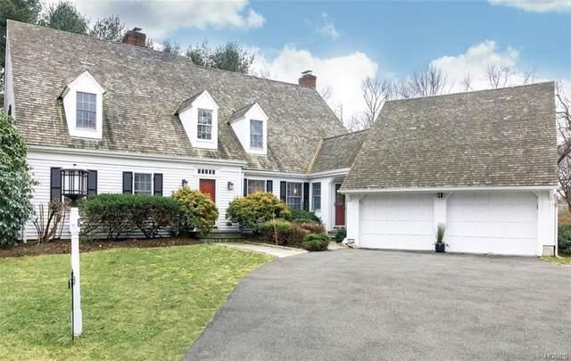 18 Hunt Farm Road, Lewisboro, NY 10597 (MLS #H6004090) :: Mark Boyland Real Estate Team