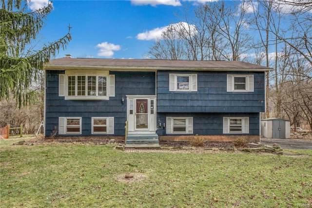 312 Ridge Road, Campbell Hall, NY 10916 (MLS #6007798) :: William Raveis Baer & McIntosh