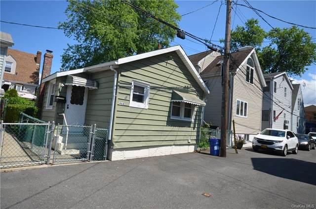 46 Edgewater Park A, Bronx, NY 10465 (MLS #H5129383) :: Nicole Burke, MBA | Charles Rutenberg Realty