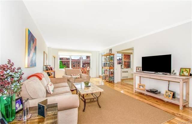 3935 Blackstone Avenue 5F, Bronx, NY 10471 (MLS #H6051486) :: Cronin & Company Real Estate