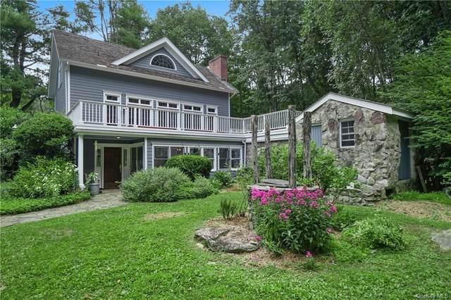 196 Eastwoods Road, Pound Ridge, NY 10576 (MLS #H6058042) :: William Raveis Legends Realty Group