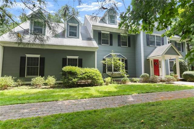 19 Kendall Road, Pound Ridge, NY 10576 (MLS #H6059630) :: Mark Boyland Real Estate Team