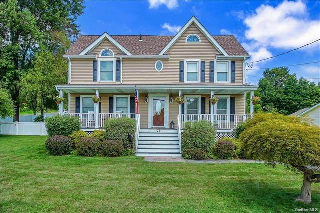 72 Scotchtown Avenue, Goshen, NY 10924 (MLS #H6060714) :: William Raveis Baer & McIntosh