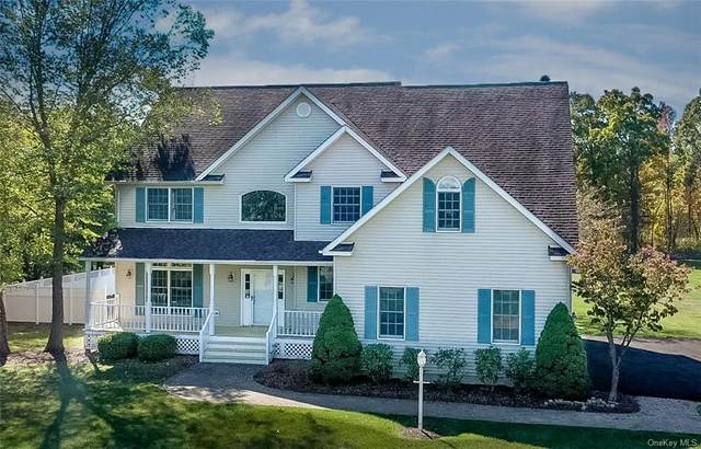 93 Woodcrest Drive, Hopewell Junction, NY 12533 (MLS #H6075854) :: Kendall Group Real Estate   Keller Williams