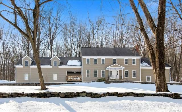 24 Indian Hill Road, Pound Ridge, NY 10576 (MLS #H6093842) :: Mark Boyland Real Estate Team