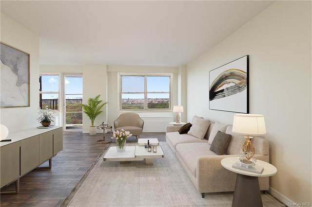 2550 Olinville Avenue 13L, Bronx, NY 10467 (MLS #H6099908) :: Carollo Real Estate