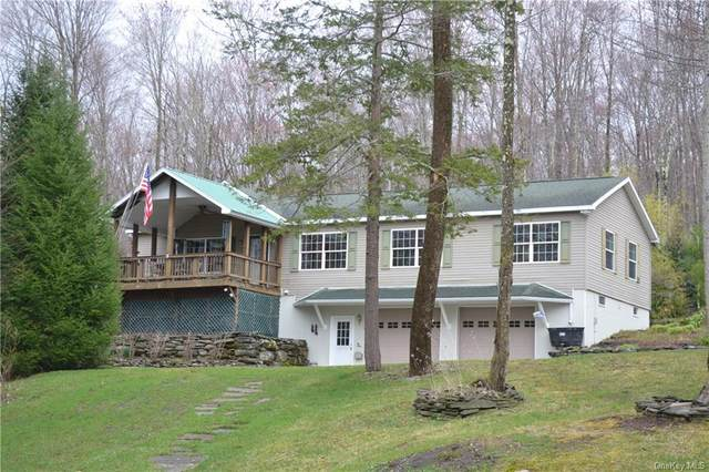 303 Emerald Lake Road, Downsville, NY 13752 (MLS #H6100893) :: Frank Schiavone with Douglas Elliman