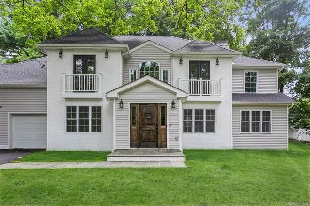 19 Plymouth Road, Chappaqua, NY 10514 (MLS #H6107436) :: Mark Seiden Real Estate Team