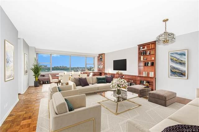 2500 Johnson Avenue 10F, Bronx, NY 10463 (MLS #H6111830) :: Howard Hanna Rand Realty