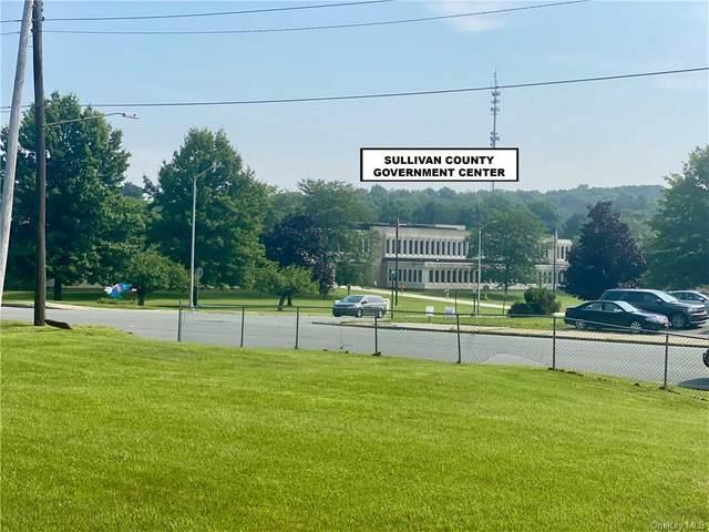 Broadway & Jefferson Street, Monticello, NY 12701 (MLS #H6132939) :: Signature Premier Properties