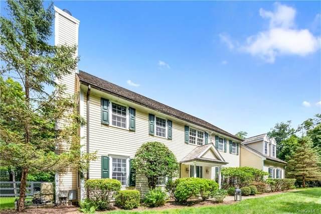 752 Titicus Road, North Salem, NY 10560 (MLS #H6133646) :: Goldstar Premier Properties
