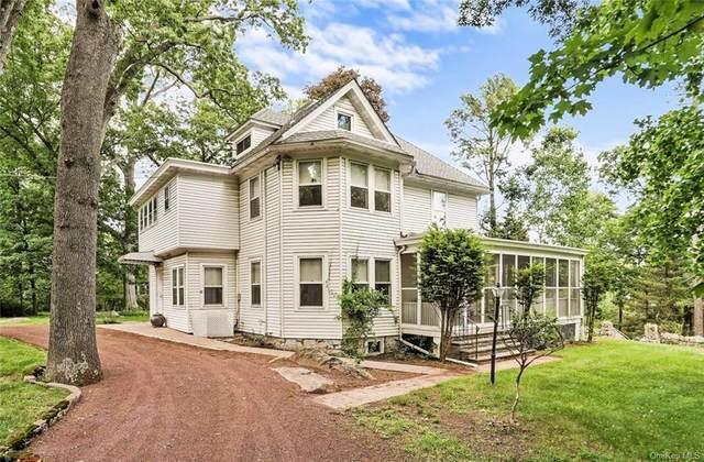 40 Weygant Hill Road, Highland Mills, NY 10930 (MLS #H6135658) :: Goldstar Premier Properties