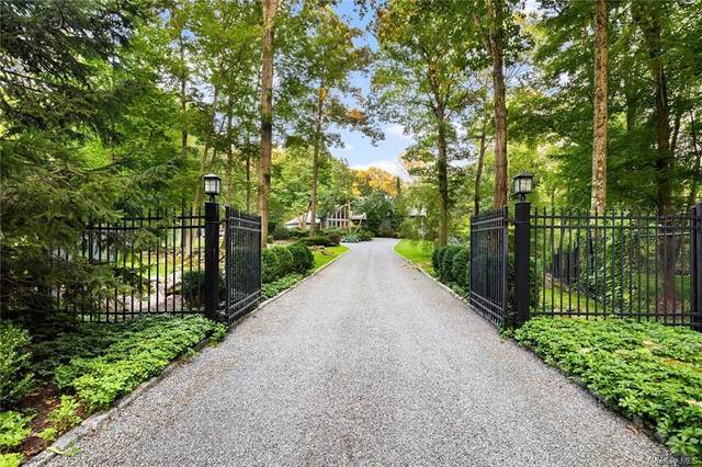 101 Eastwoods Road, Pound Ridge, NY 10576 (MLS #H6136986) :: Kendall Group Real Estate | Keller Williams