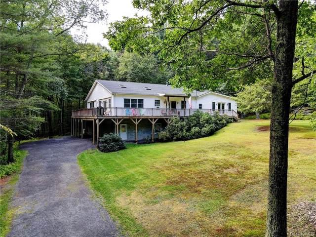 71 Wright Road, Kerhonkson, NY 12446 (MLS #H6138541) :: Carollo Real Estate