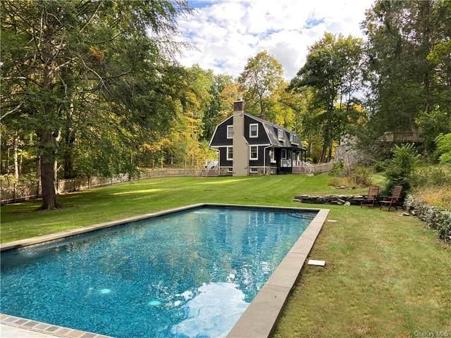 12 Ridge Road, Tuxedo Park, NY 10987 (MLS #H6148166) :: Cronin & Company Real Estate