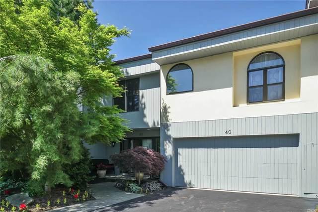 40 Eagle Chase #40, Woodbury, NY 11797 (MLS #3218664) :: Cronin & Company Real Estate