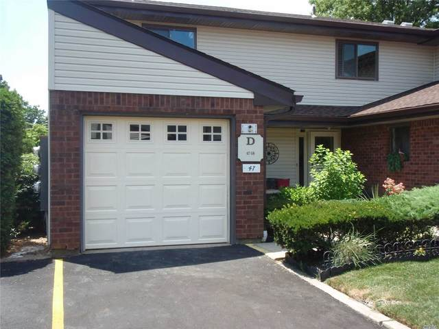 47 W Cambridge Drive #47, Copiague, NY 11726 (MLS #3226761) :: Live Love LI