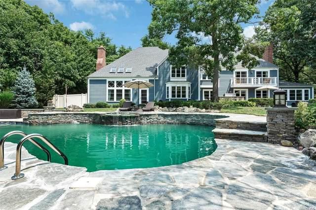 12 Cherrywood Road, Locust Valley, NY 11560 (MLS #3239240) :: Cronin & Company Real Estate