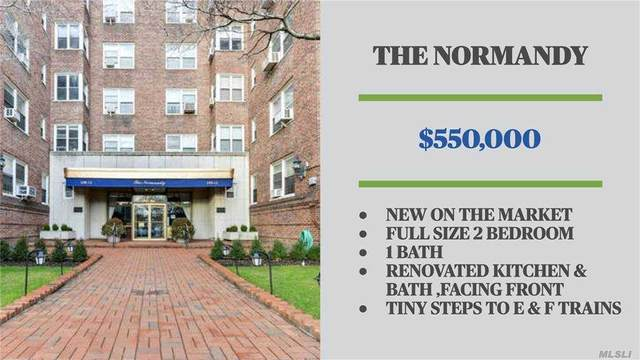 106-15 Queens Blvd 3W, Forest Hills, NY 11375 (MLS #3249257) :: McAteer & Will Estates | Keller Williams Real Estate