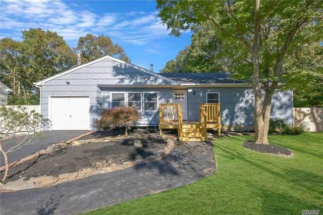 54 Auborn Avenue, Shirley, NY 11967 (MLS #3257065) :: Nicole Burke, MBA   Charles Rutenberg Realty