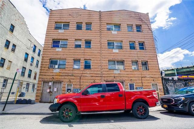 138 Stockholm Street, Bushwick, NY 11221 (MLS #3304129) :: Frank Schiavone with William Raveis Real Estate