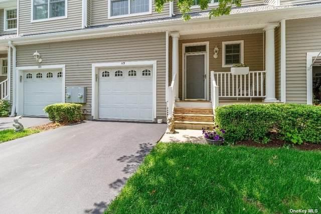 119 Blair Road #119, E. Setauket, NY 11733 (MLS #3317772) :: Goldstar Premier Properties