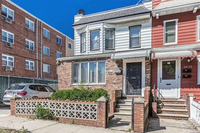 58-36 69th, Maspeth, NY 11378 (MLS #3320264) :: Carollo Real Estate