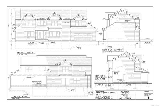 4 Pine Tree Lane, E. Quogue, NY 11942 (MLS #3344495) :: Carollo Real Estate