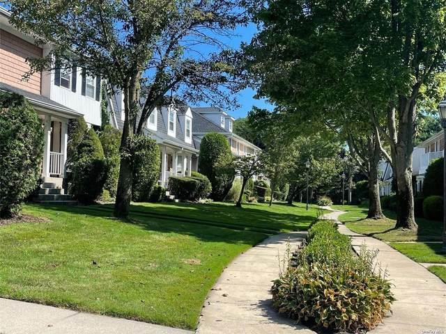 109 Glen Way #109, Syosset, NY 11791 (MLS #3346193) :: Signature Premier Properties