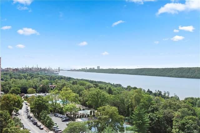 5900 Arlington Avenue 16T, Bronx, NY 10471 (MLS #H6055934) :: Mark Seiden Real Estate Team