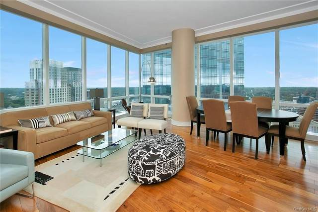 5 Renaissance Square 31G, White Plains, NY 10601 (MLS #H6065368) :: The McGovern Caplicki Team