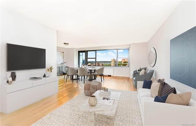 2500 Johnson Avenue 11M, Bronx, NY 10463 (MLS #H6067824) :: McAteer & Will Estates | Keller Williams Real Estate