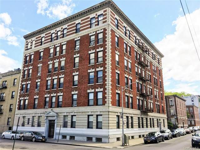 92 Hamilton Avenue 5E, Yonkers, NY 10705 (MLS #H6068460) :: William Raveis Baer & McIntosh