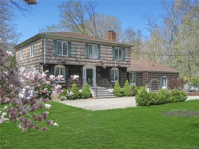 8 Elmwood Road, South Salem, NY 10590 (MLS #H6128130) :: Mark Boyland Real Estate Team