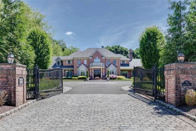 8 Clover Court, Muttontown, NY 11732 (MLS #3227625) :: Cronin & Company Real Estate