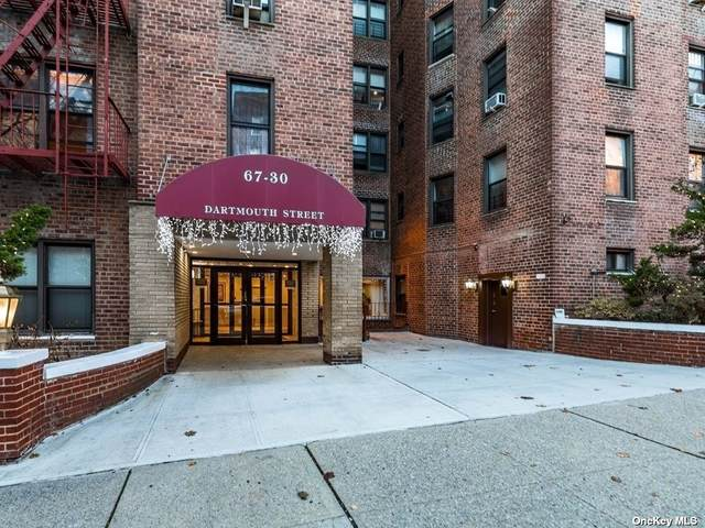 67-30 Dartmouth Street 7T, Forest Hills, NY 11375 (MLS #3243487) :: Laurie Savino Realtor